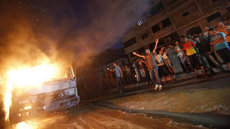 La ofensiva israelí ha destruido hasta ahora 130 fábricas en la Franja