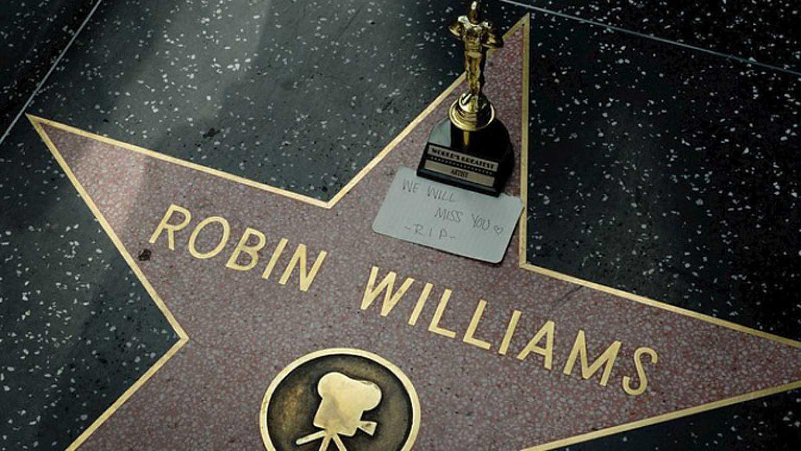 Robin Williams, el actor de las mil caras