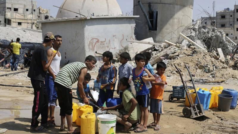 Se mantiene la tregua de cinco días pactada por palestinos e israelíes