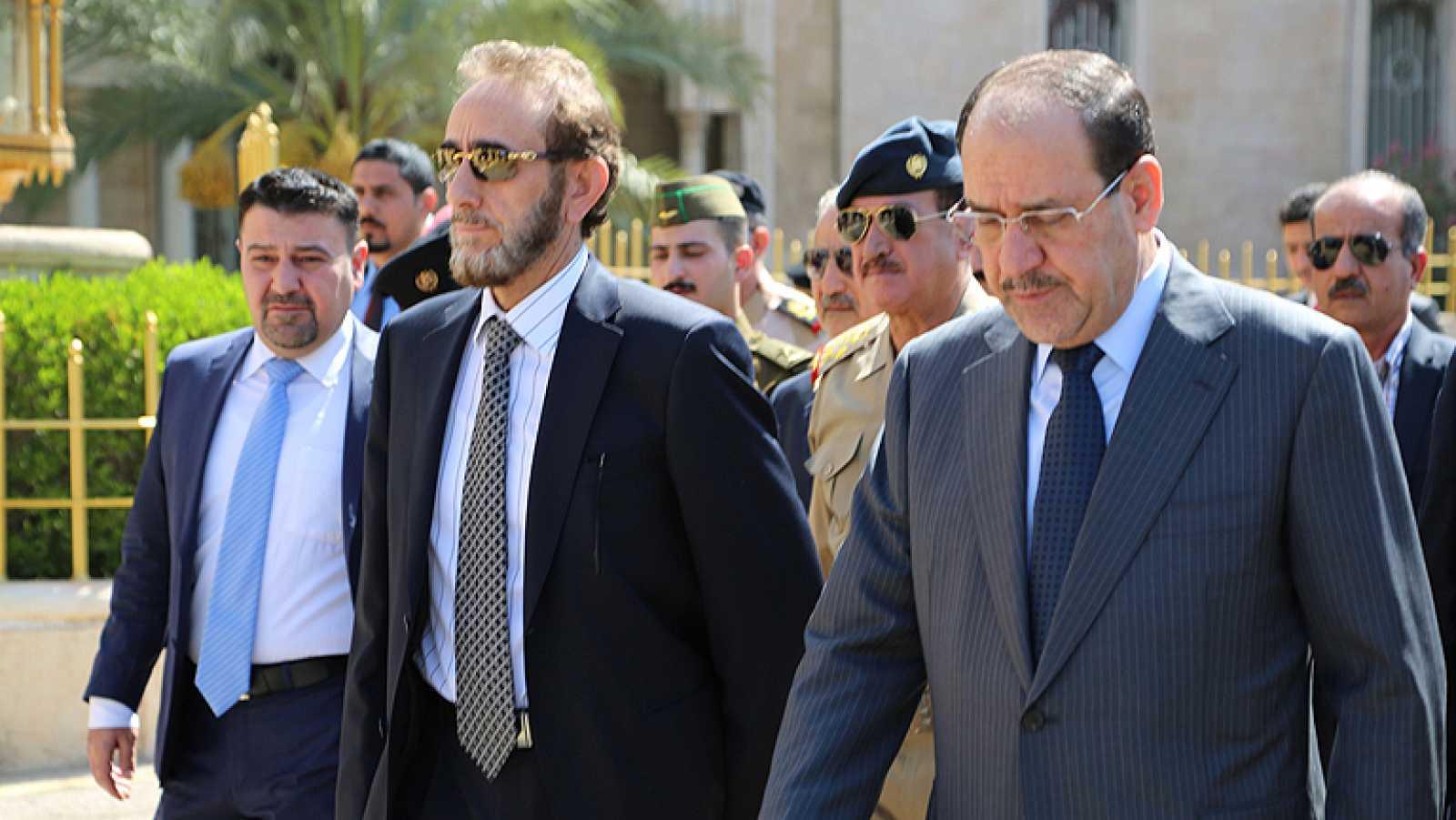 La renuncia de Al Maliki despeja el panorama en Irak