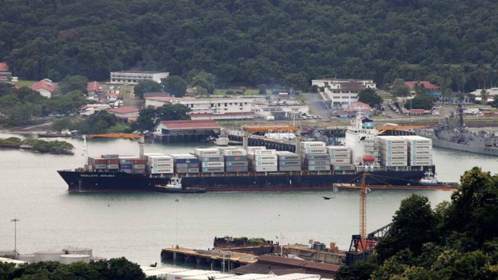 Se cumplen 100 años de la inauguración del Canal de Panamá