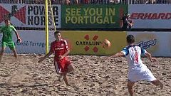Fútbol Playa - Súperfinal: Rusia - Bielorusia