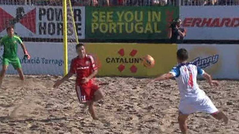 Fútbol Playa - Súperfinal: Rusia - Bielorusia - ver ahora