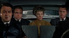 'Cortina rasgada', una película de Alfred Hitchcock, este miércoles en La 1