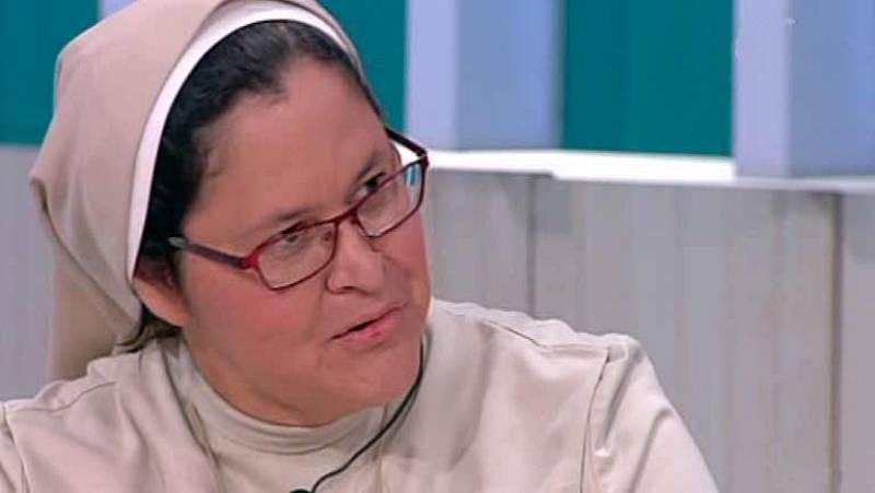 La mañana - Xiskya, la monja tuitera, en 'Amigas y conocidas': 'Hay que ver ya a una religiosa como una ciudadana más'