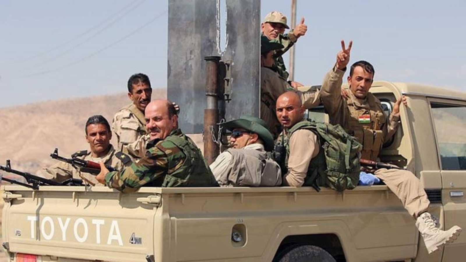 Los kurdos retoman la presa de Mosul, según Bagdad
