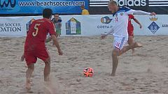 Fútbol Playa - Súperfinal: Final España - Rusia
