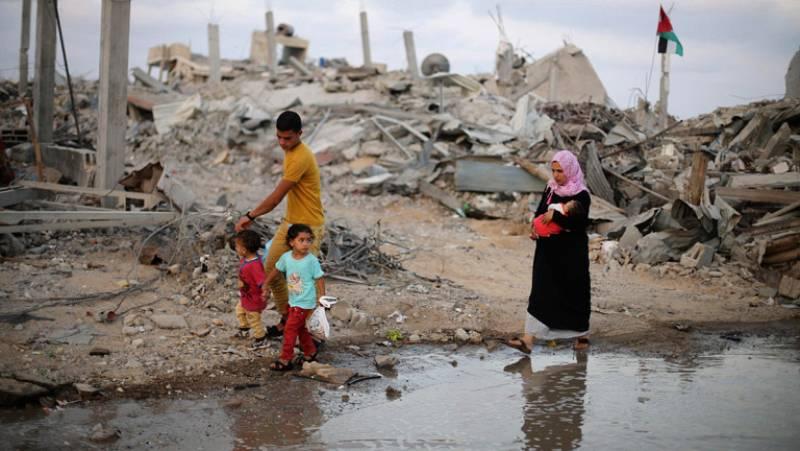 Israel y Hamás acuerdan prolongar la tregua 24 horas más para continuar las negociaciones