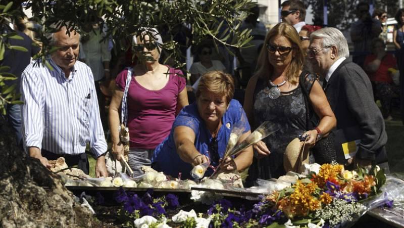 Las víctimas del accidente de Spanair siguen reivindicando justicia