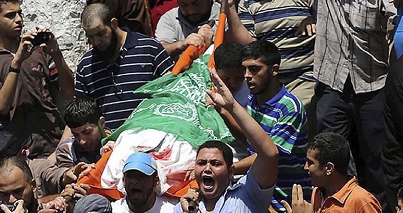 La violencia continúa en la Franja de Gaza tras el fin de la tregua entre Israel y Hamás