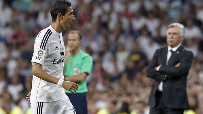 """Ancelotti: """"Di María ha pedido irse y ha rechazado una oferta de renovación"""""""