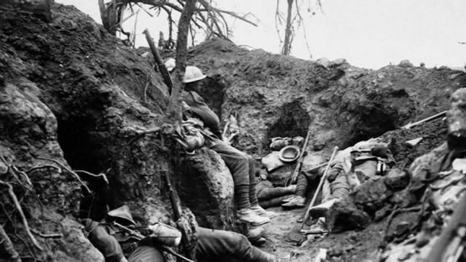 UNED - Literatura Inglesa de la Primera Guerra Mundial: Poetas en las  trincheras (I) - 25/07/14 - RTVE.es