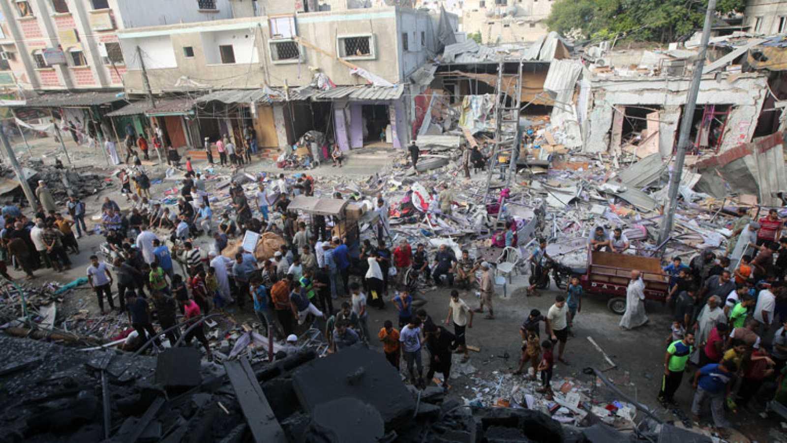 La operación militar sobre Gaza podría continuar hasta septiembre