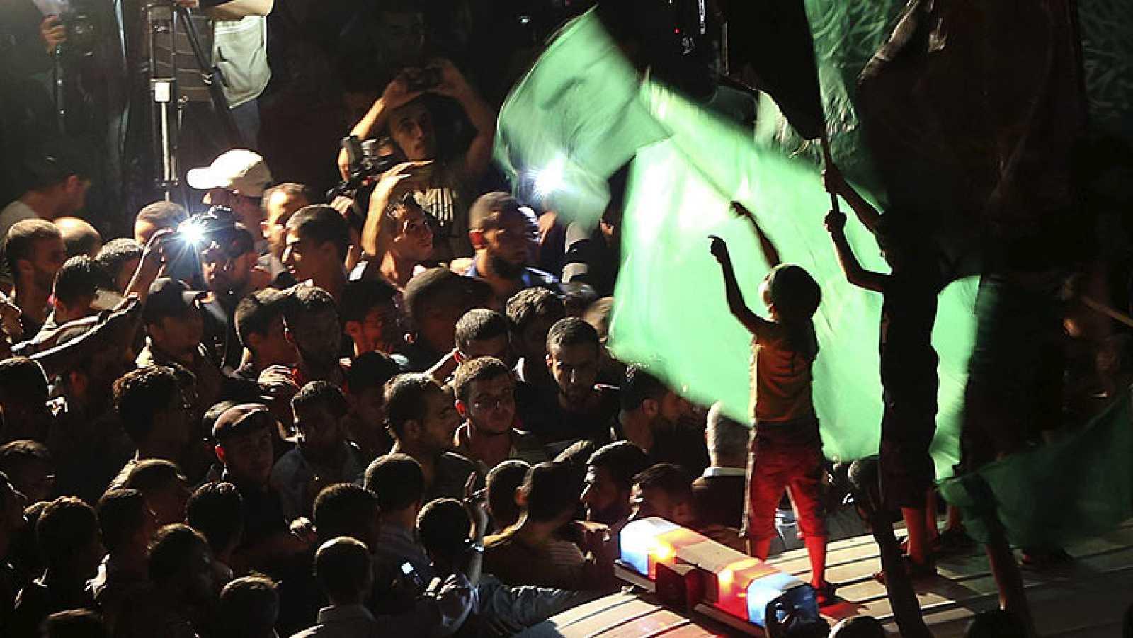 Israel y Hamás pactan un alto el fuego permanente en Gaza