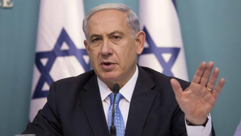 La oficina de Netanyahu niega que haya aceptado un Estado palestino en las fronteras de 1967