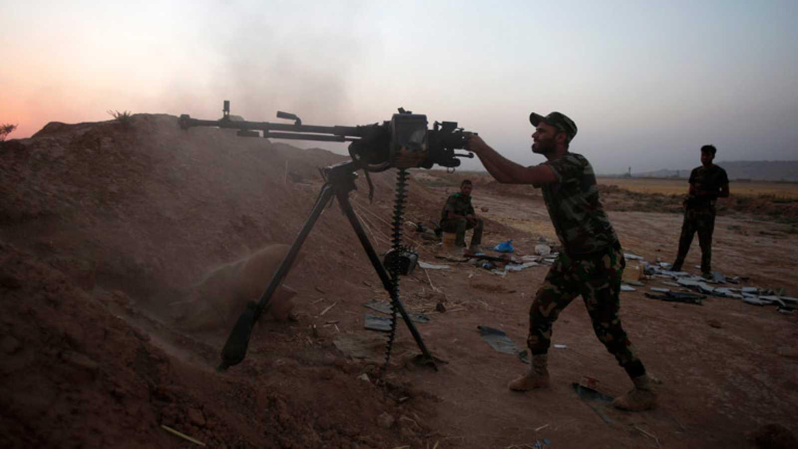 Alemania ha decidido entregar armas a los kurdos iraquíes