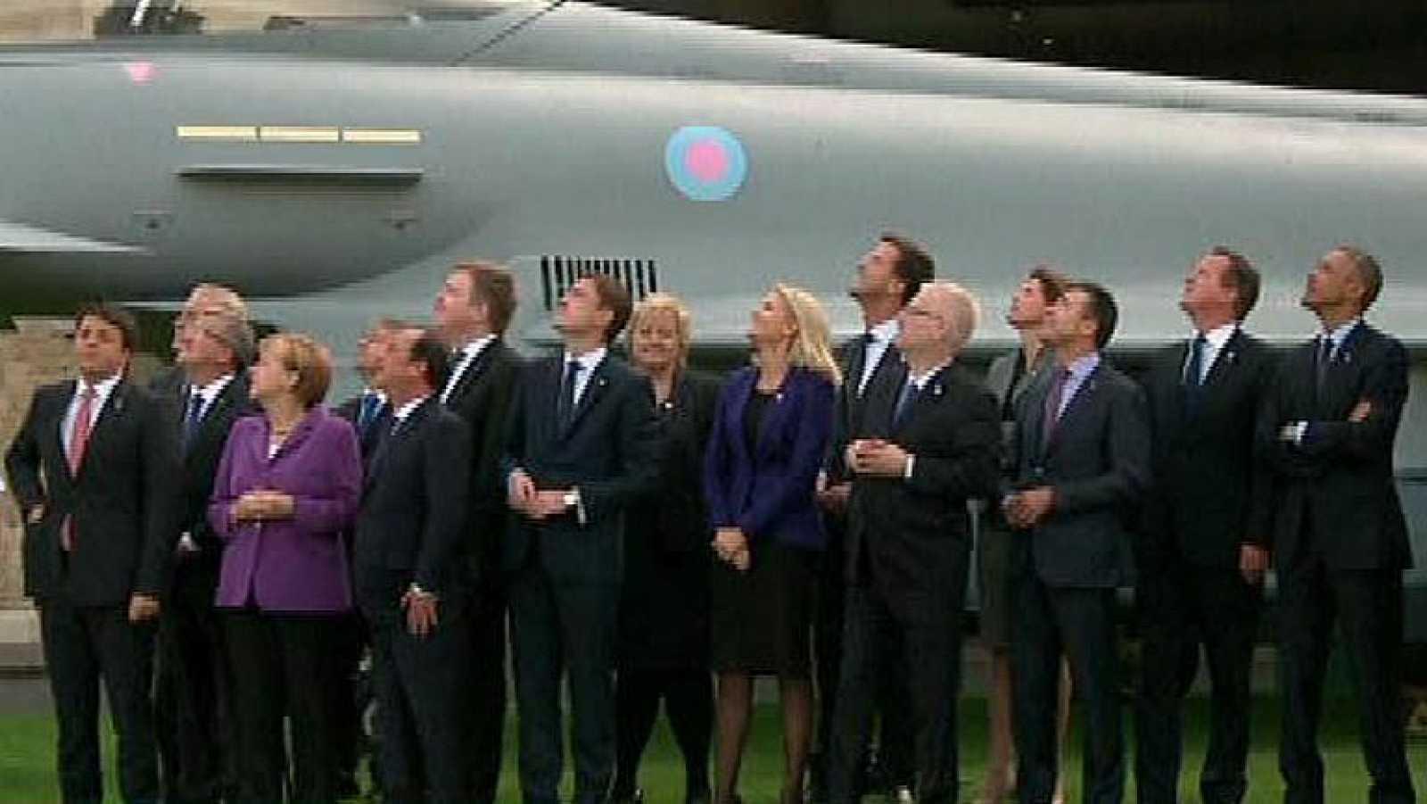 Comienza la segunda jornada de la cumbre de la OTAN en Gales
