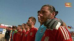 Fútbol playa - Clasificación del mundo zona europea: Bulgaria-España