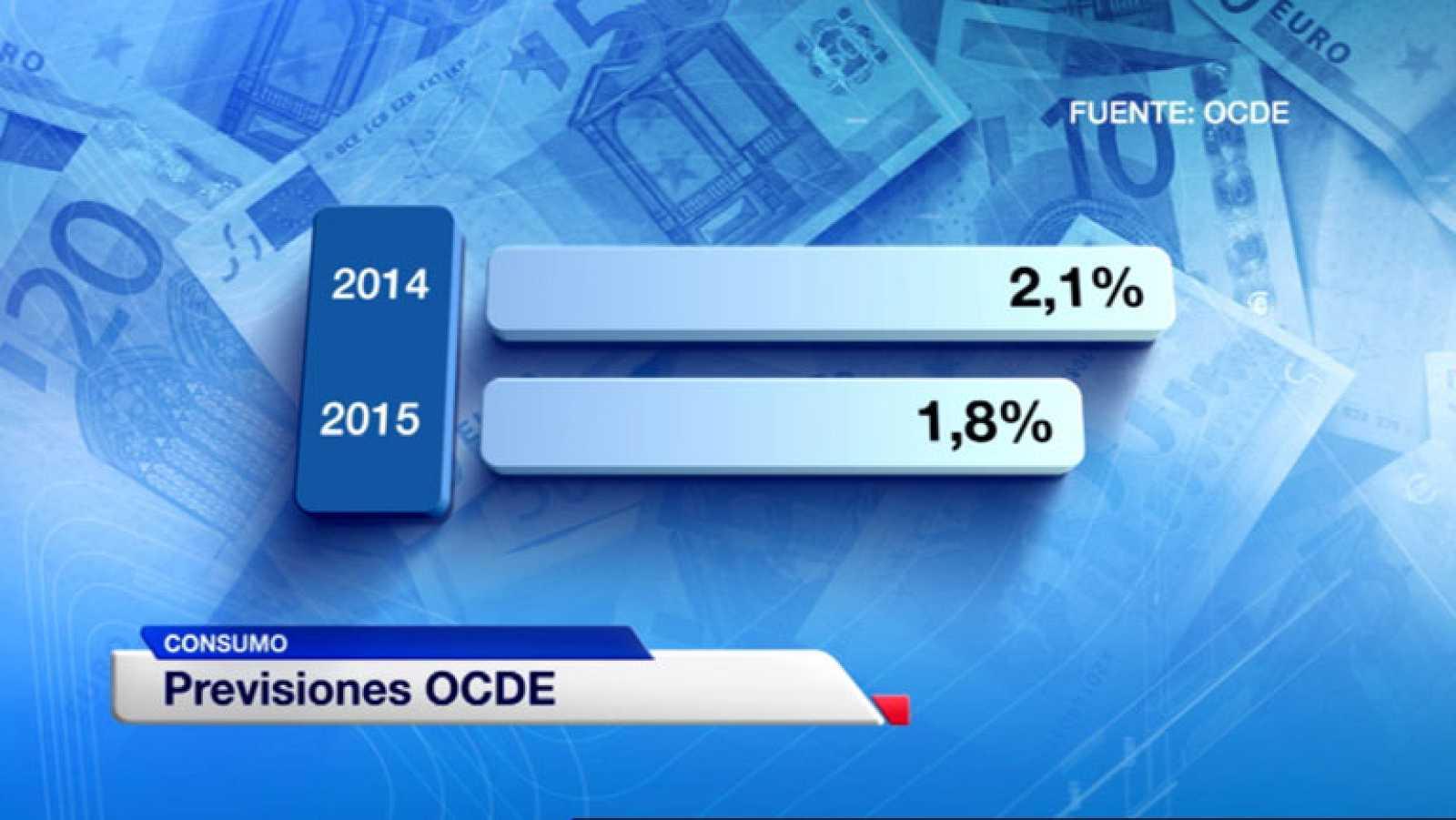 La OCDE mejora sus previsiones de crecimiento para España