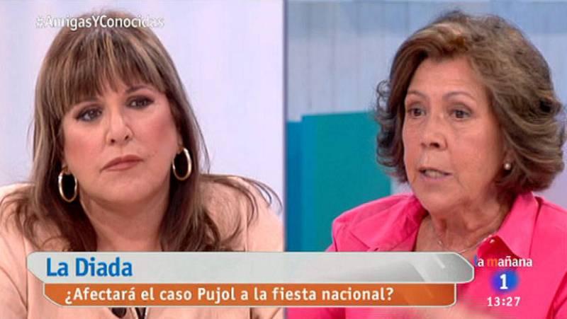 Amigas y Conocidas - Loles, Curri y Cataluña