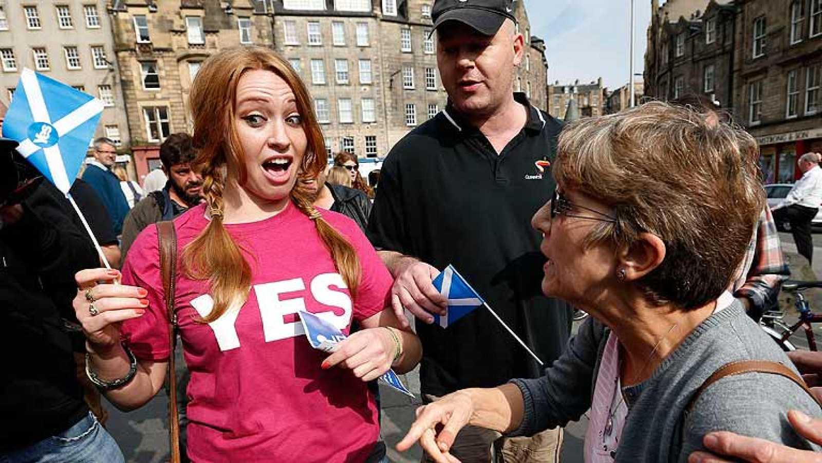 Londres trata de frenar el empuje soberanista acelerando la concesión de nuevos poderes a Escocia