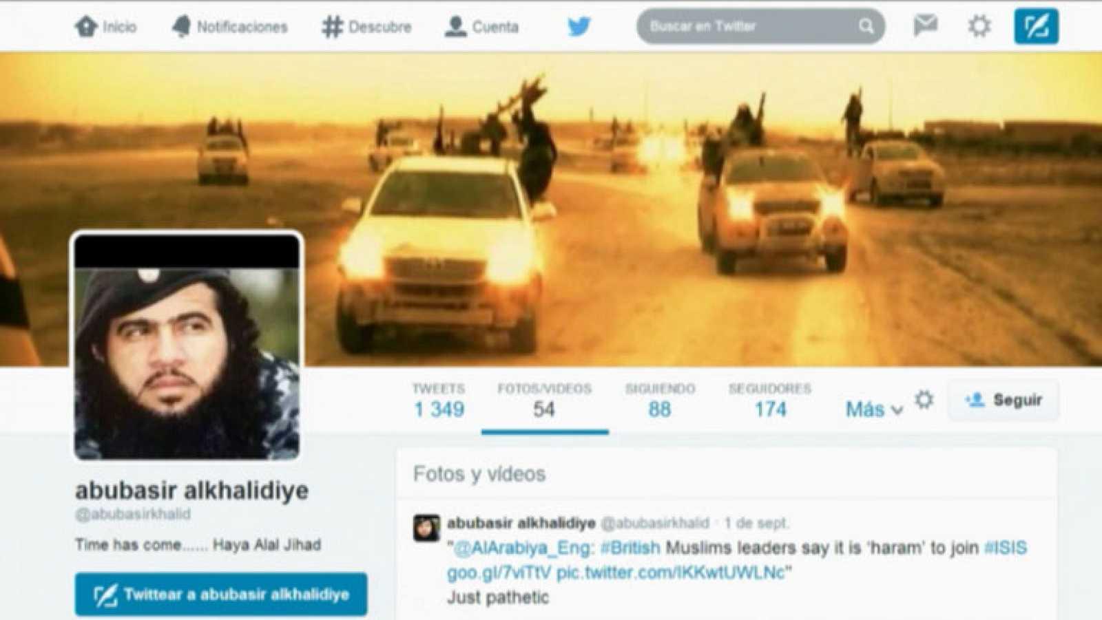 Los yihadistas han encontrado su mejor escaparate en las redes sociales