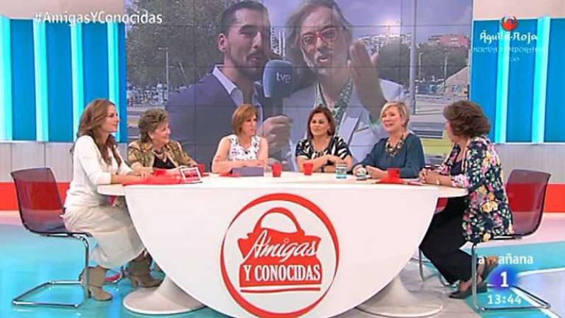 Amigas y conocidas - 11/09/14 - ver ahora