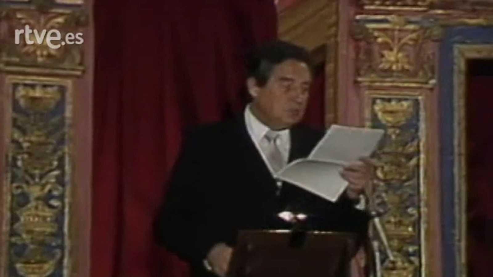 Discurso Octavio Paz, Premio Cervantes 1981