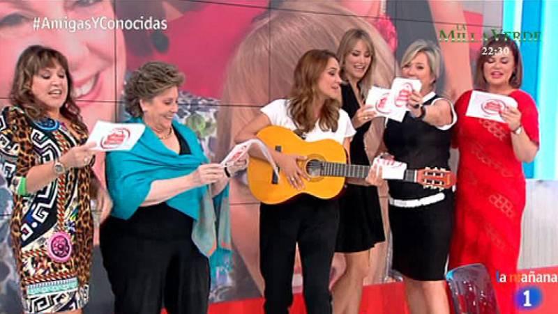 'Amigas y Conocidas' estrena su nueva sintonía