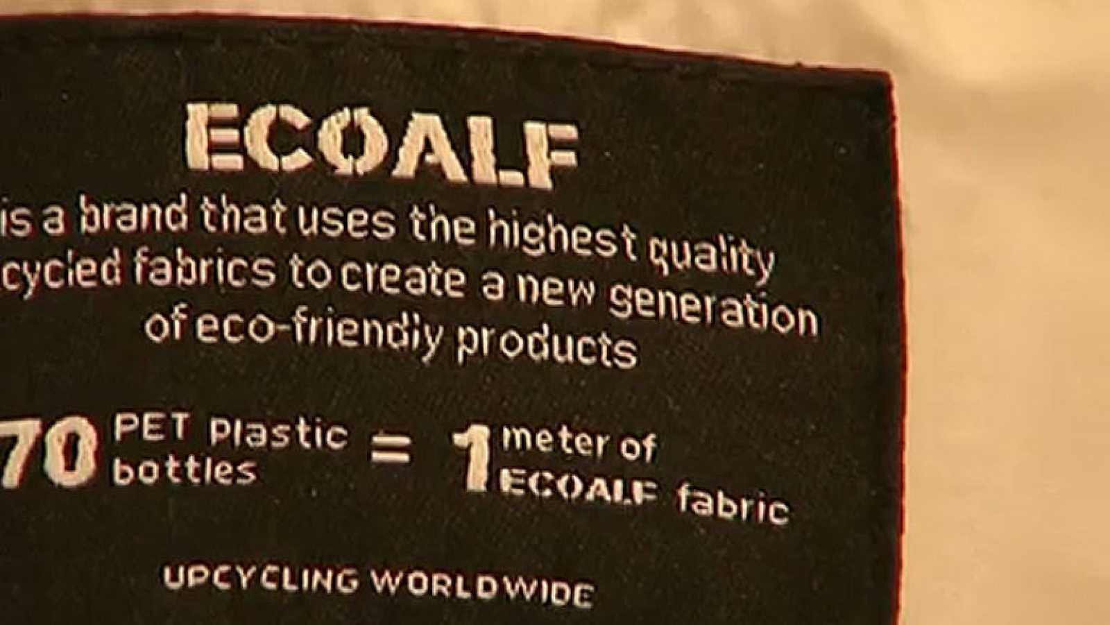 Nuevas firmas de ropa transforman los residuos en material para tejidos