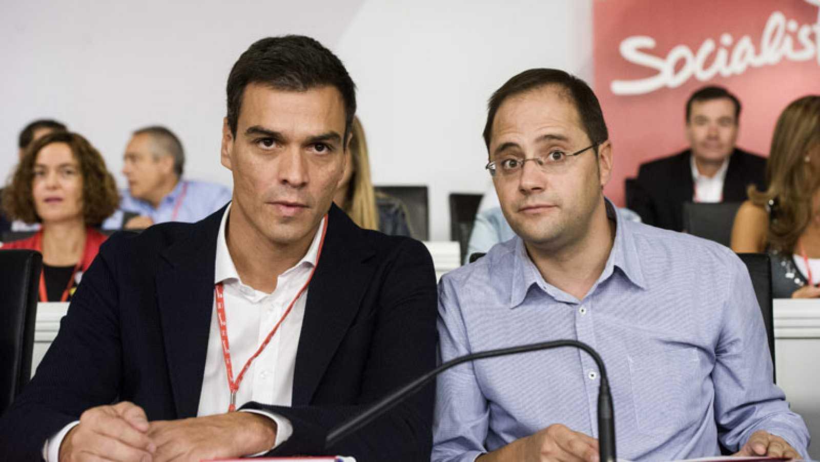 El líder del PSOE se presentará a las primarias para elegir el candidato a la Moncloa en 2015