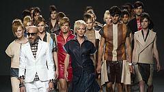 Torreta y Etxeberría muestran sus propuestas en la pasarela Madrid Fashion Week