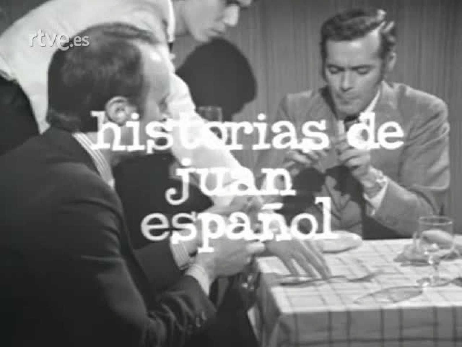 Historias de Juan Español - Visita el cabaret