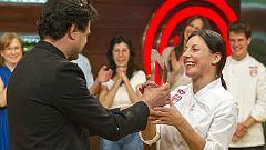 T con T - Vicky, la ganadora de MasterChef, trabajará con Pepe Rodríguez
