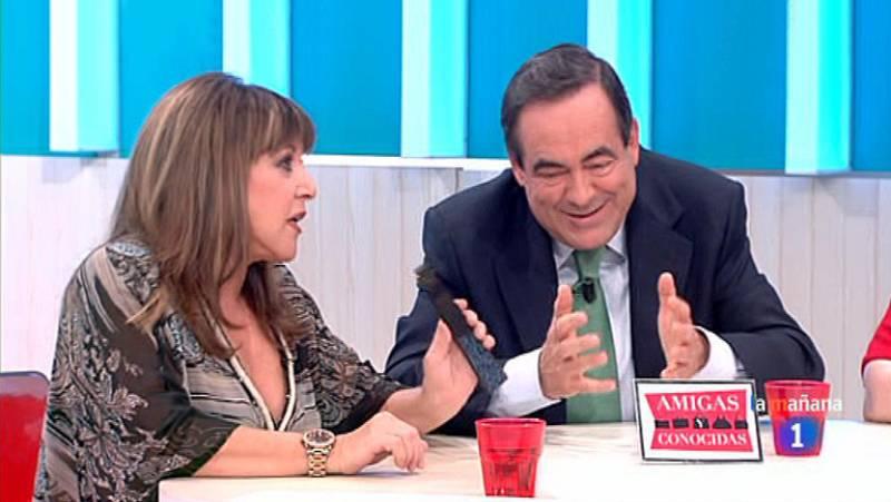 Amigas y Conocidas - Loles León y José Bono, enfrentados por el IVA