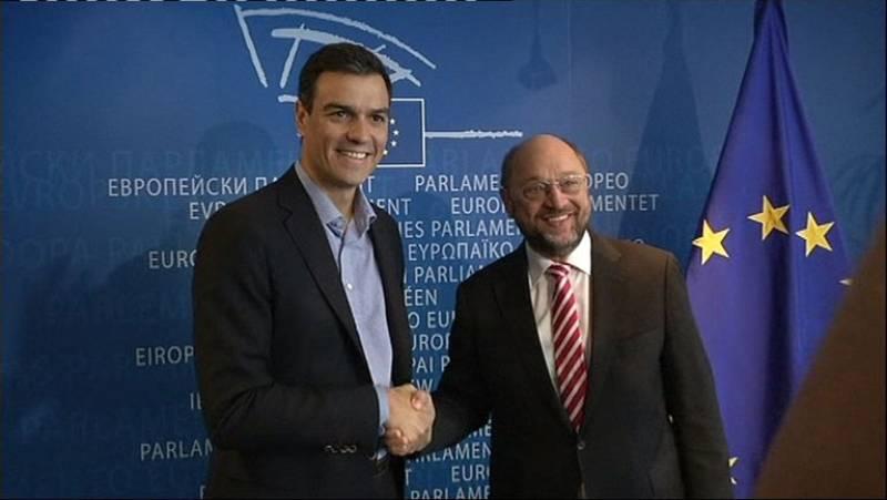 El PSOE aún se ve lejos de apoyar a la próxima Comisión Europea
