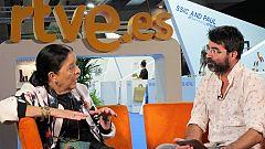 Cuca Solana, directora de MBFWM, hace balance en la 60ª edición.