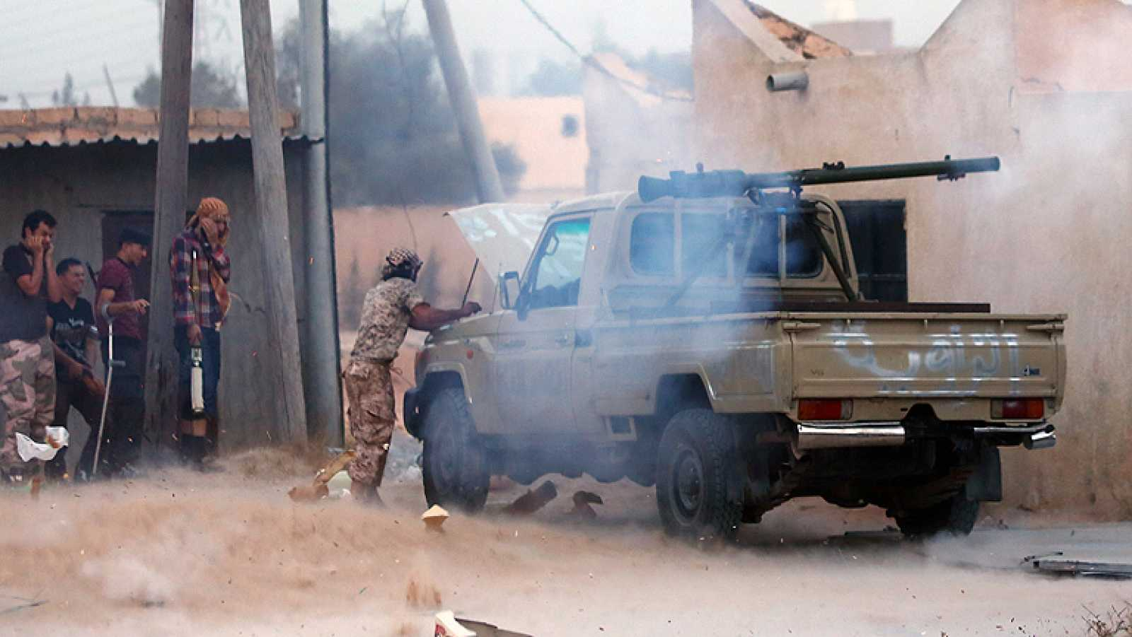 En Libia reina el caos