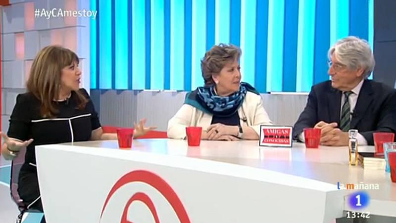 """Amigas y Conocidas - Amestoy a Loles León: """"Eres callejera y barriobajera"""""""