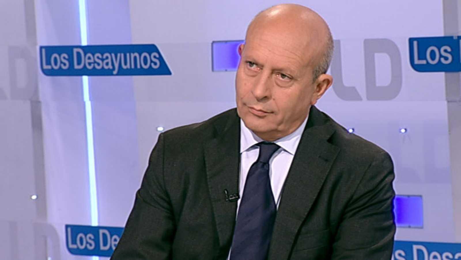 José Ignacio Wert  reconoce que el gobierno reflexiona sobre un posible aplazamiento de la nueva ley del aborto