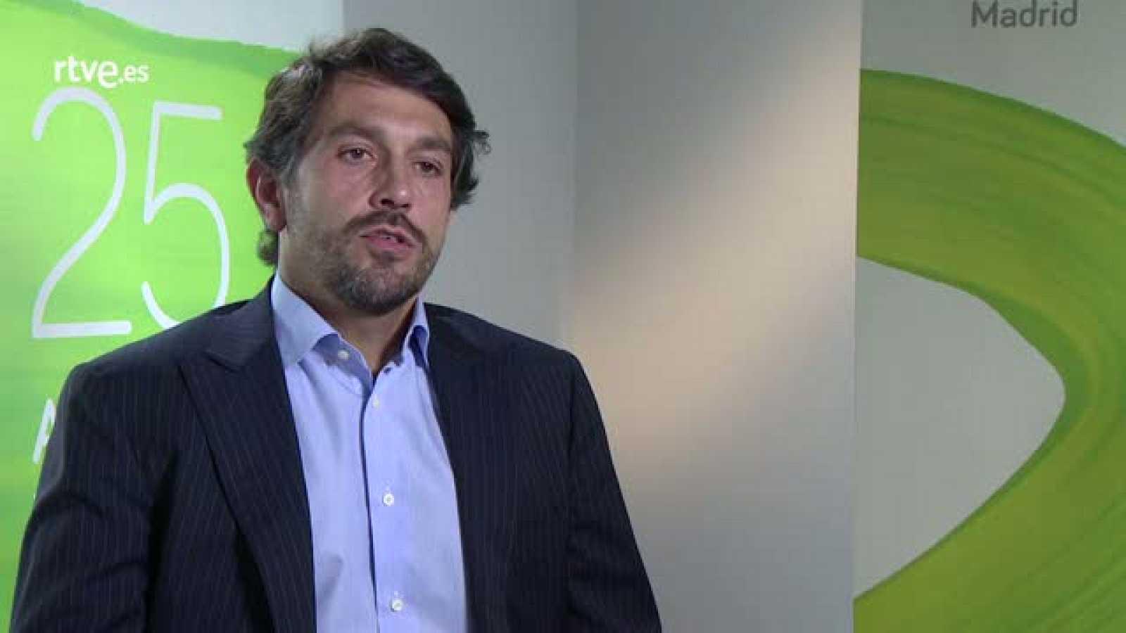 Álvaro Alonso, Fundación Sindrome Down Madrid