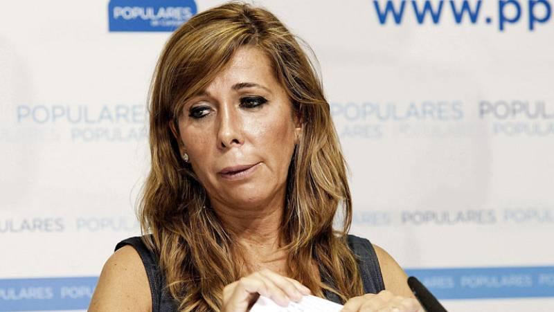 Alicia Sánchez-Camacho vuelve a pedir a Artur Mas que respete la legalidad