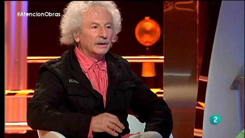 """Atención Obras - Entrevista a Rafael Álvarez, """"El Brujo"""""""