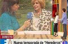 Esta mañana - Entrevista a Concha Velasco