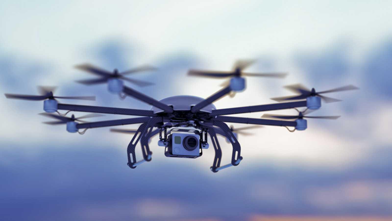 Cursos para pilotar drones