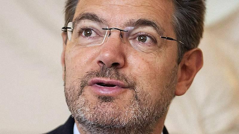 Rafael Catalá tomará posesión de su cargo la próxima semana
