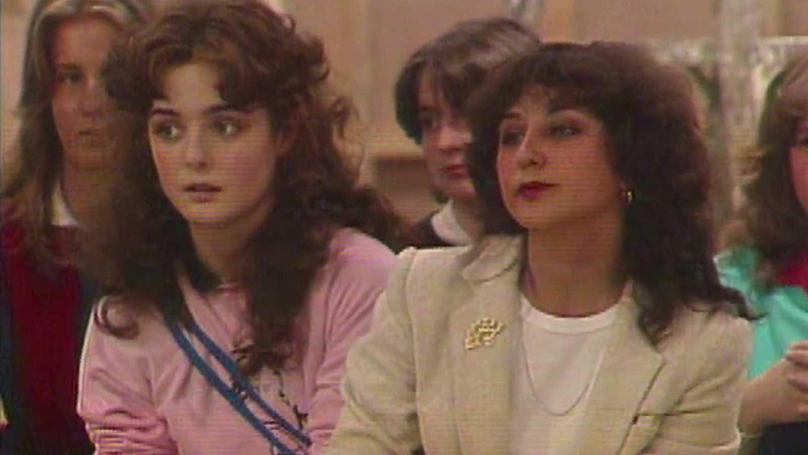 Un, dos, tres: el casting de las azafatas de 1983
