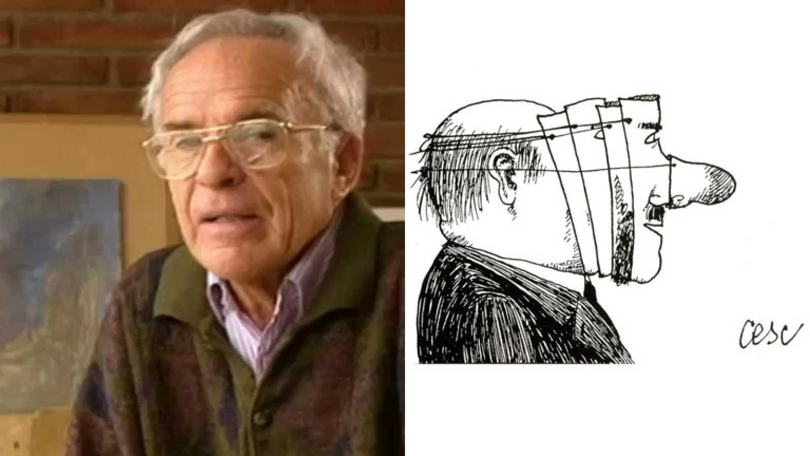Humoristas gráficos y dibujantes de historietas: Cesc