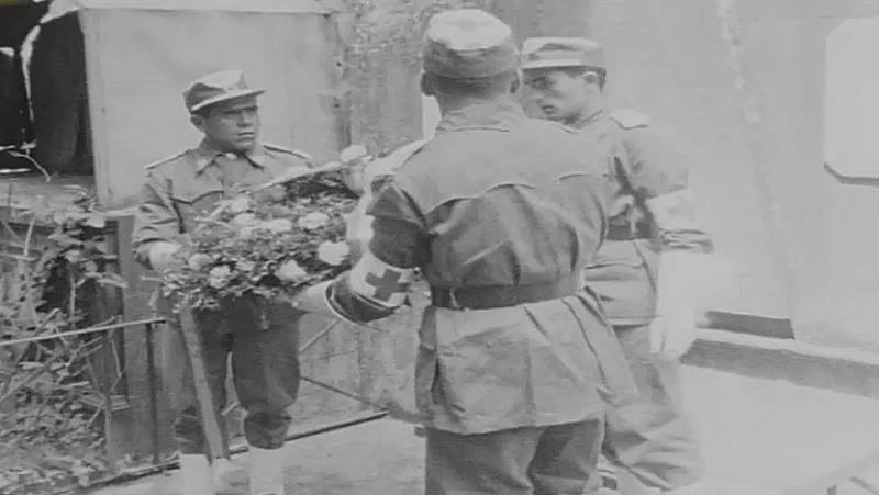 Centenario de la Cruz Roja (1964)