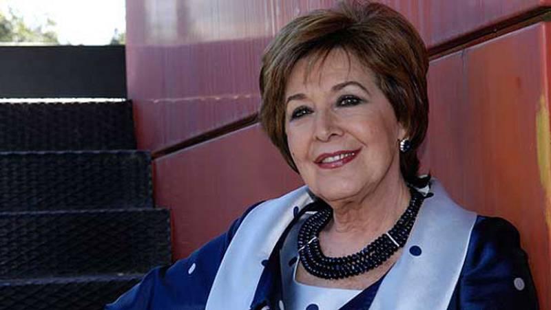 Concha Velasco vuelve al teatro, tras recuperarse del cáncer que le ha mantenido alejada de la escena